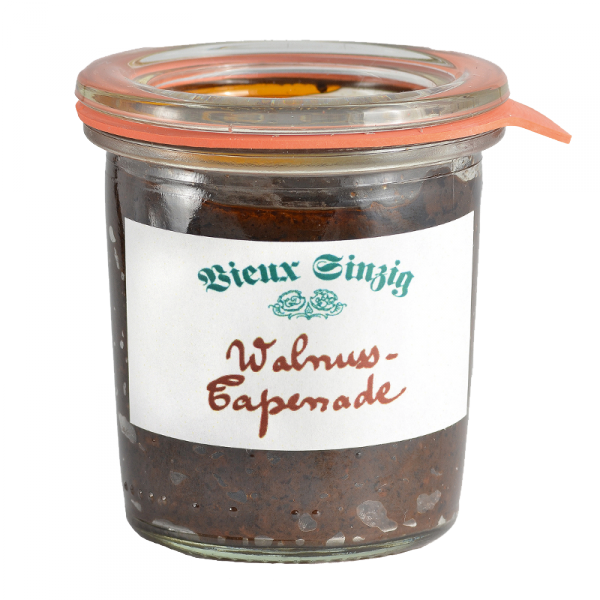 Walnuss-Tapenade